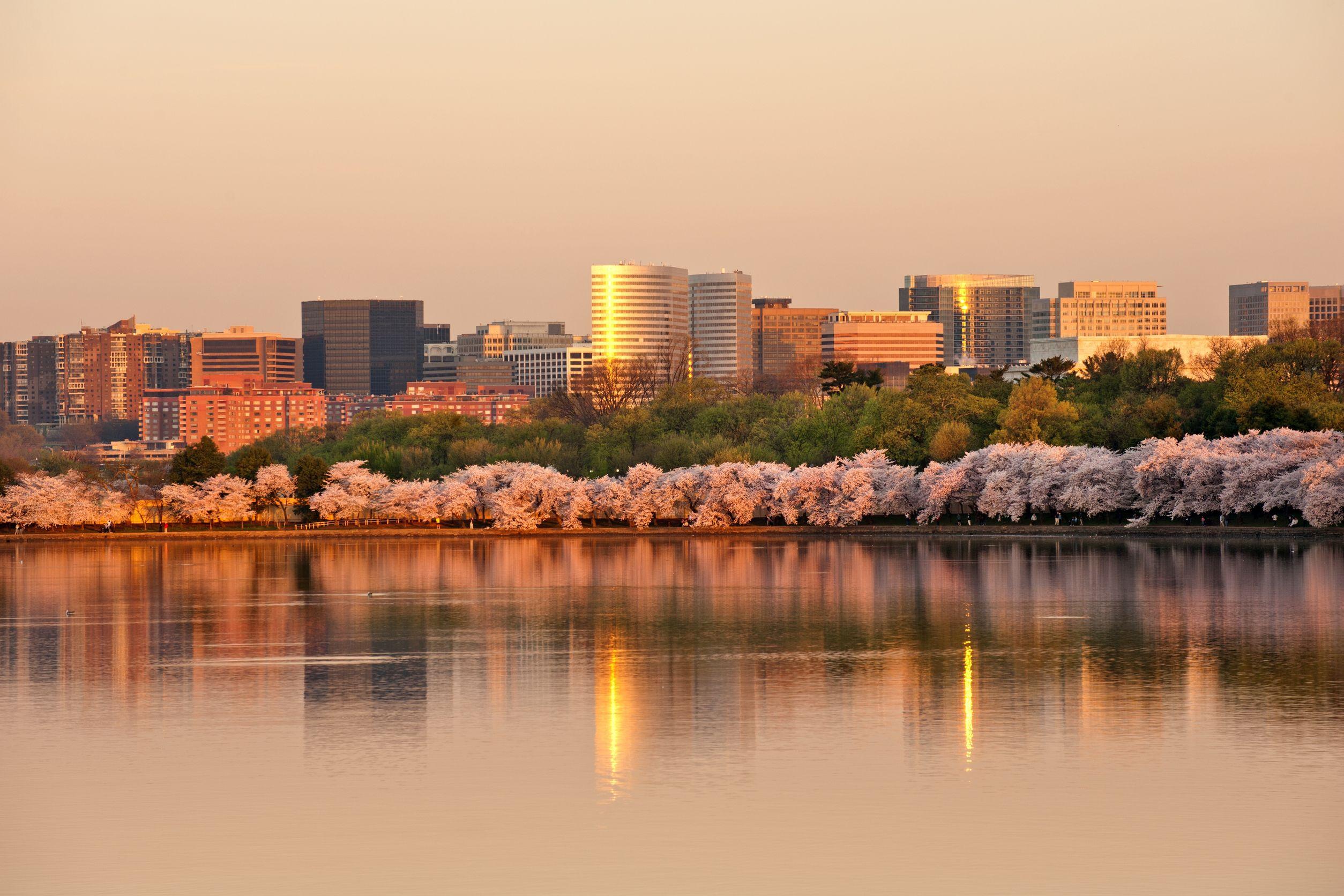 Arlington w Wirginii najzdrowszym miastem USA. Chicago na 32. miejscu