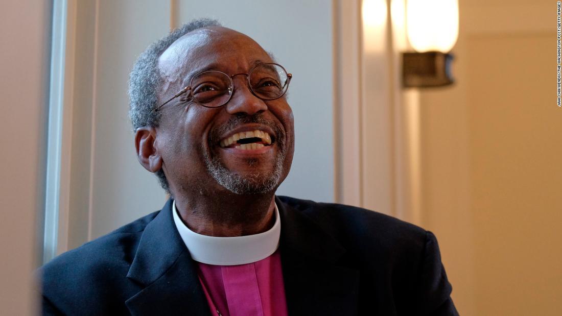 Biskup z Chicago wygłosi kazanie na ślubie księcia Harry'ego i Meghan Markle