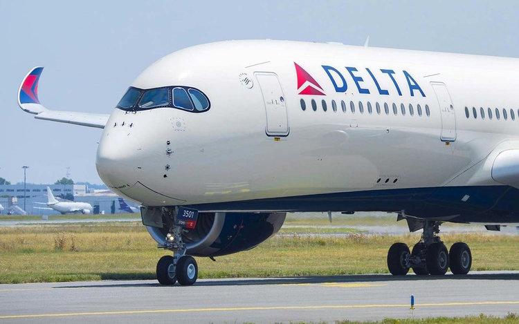 Samoloty linii Delta najpunktualniejszymi w USA