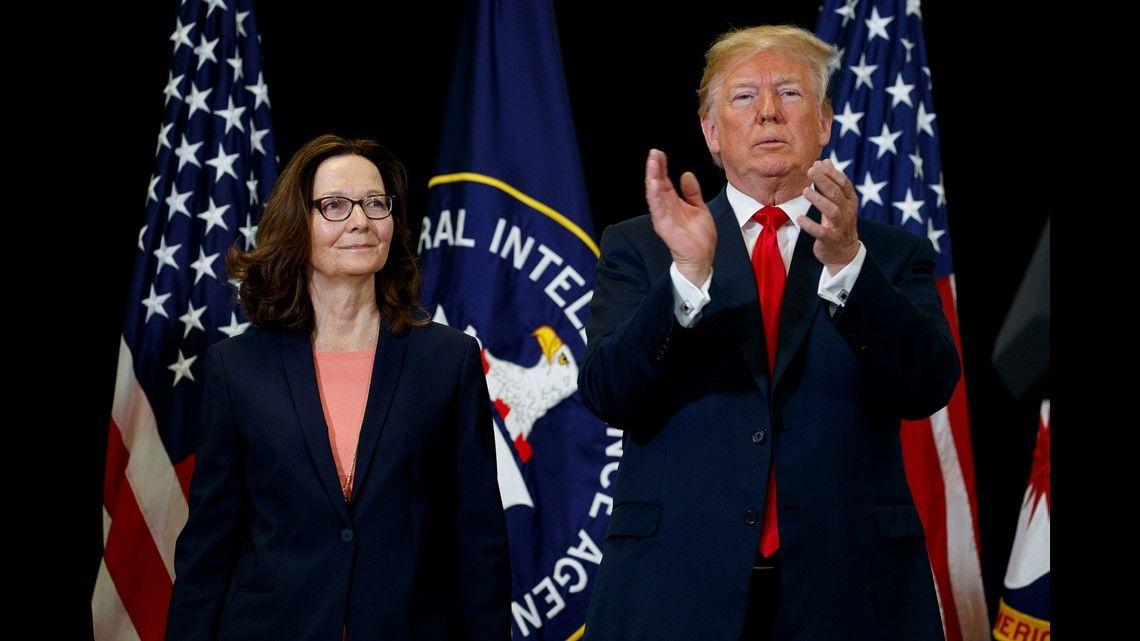 Gina Haspel zaprzysiężona na dyrektora CIA