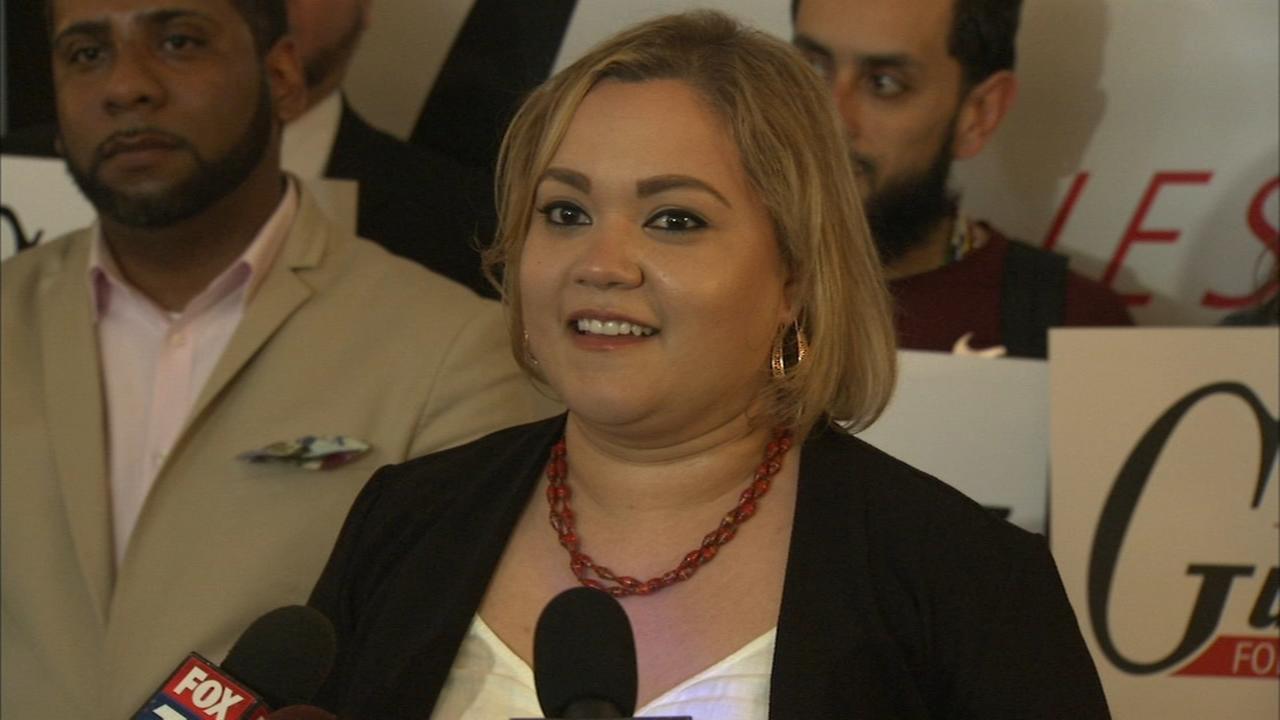 Córka kongresmana Gutierreza w drugiej turze wyborów na radnego z 30. okręgu