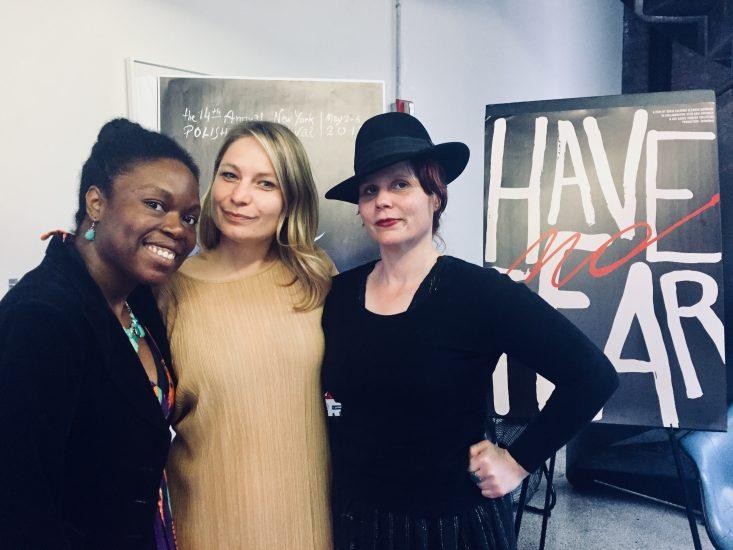 Film dokumentalny Have no Fear – Pokazy w Nowym Jorku