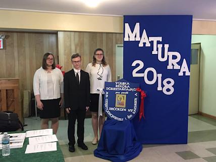 Matura w polskich szkołach