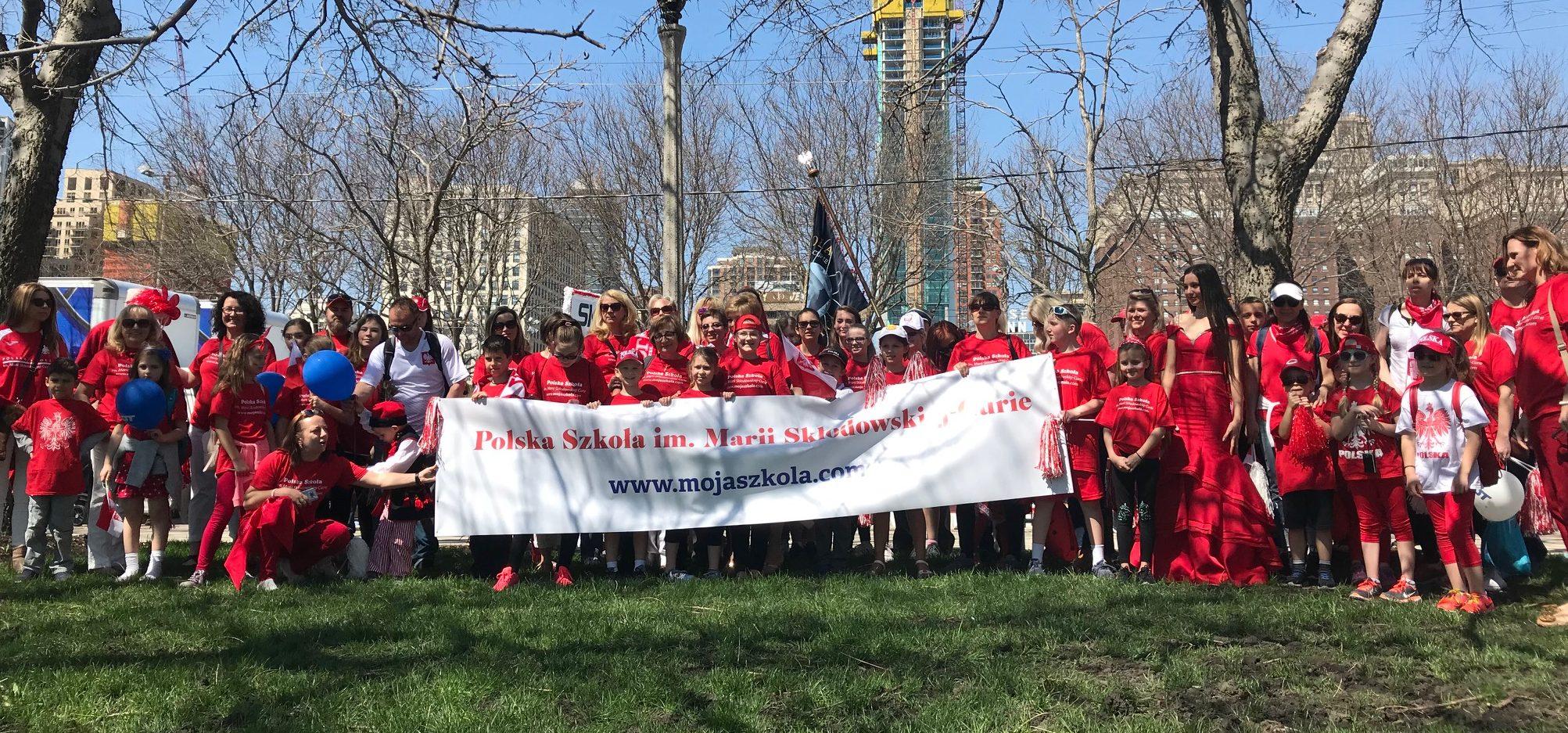 Vivat Maj, czyli tysiące osób na polskiej paradzie w Chicago