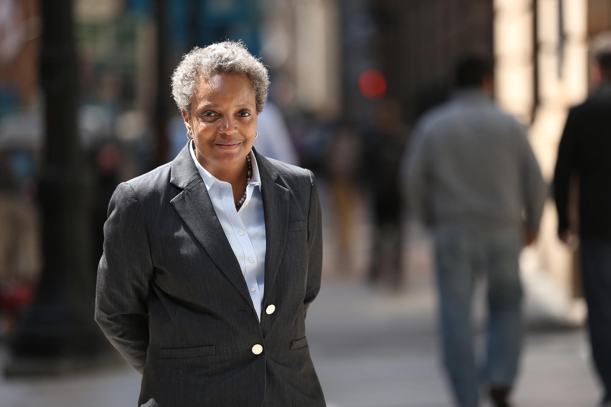 Lori Lightfoot startuje w wyborach na burmistrza Chicago