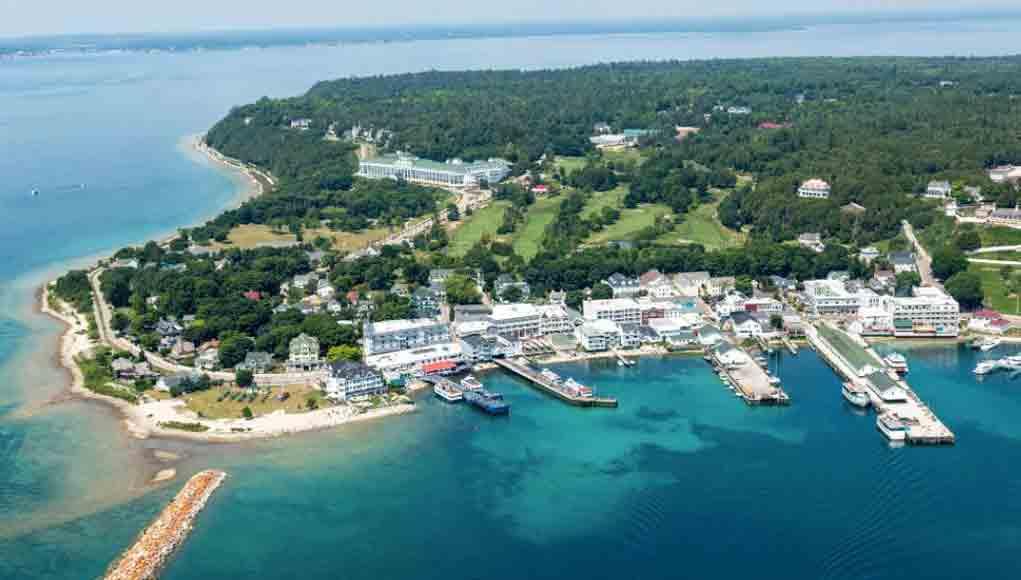 Mackinac Island najpopularniejszym celem letnich podróży w 2018