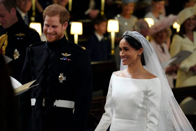 Meghan i Harry. Ona piękna, on bogaty. Jaki piękny ślub