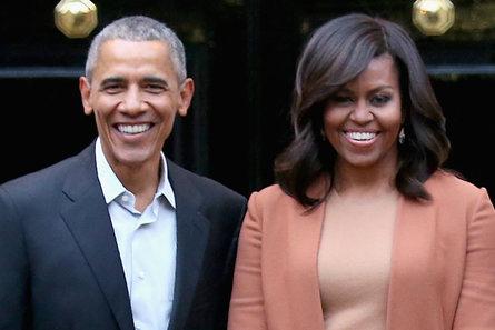 Barack i Michelle Obama podpisali kontrakt z Netflix