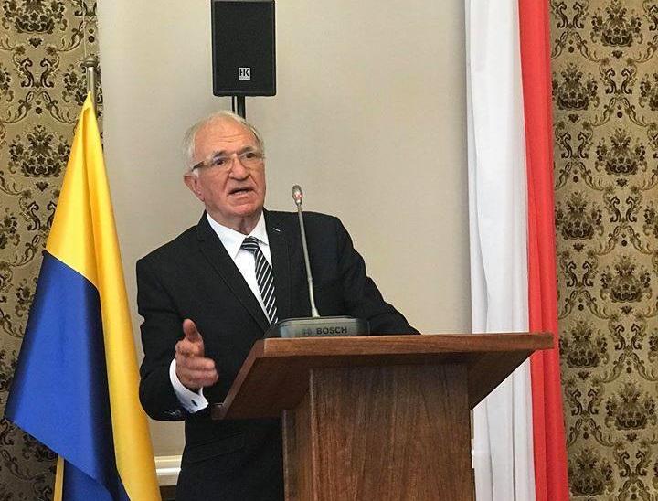 Antoni Piechniczek został honorowym obywatelem Opola