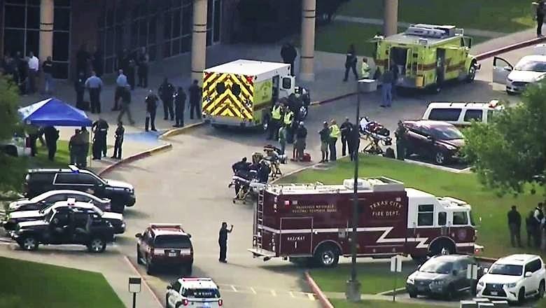 Strzelanina w szkole średniej w Santa Fe. Zginęło co najmniej 8 osób