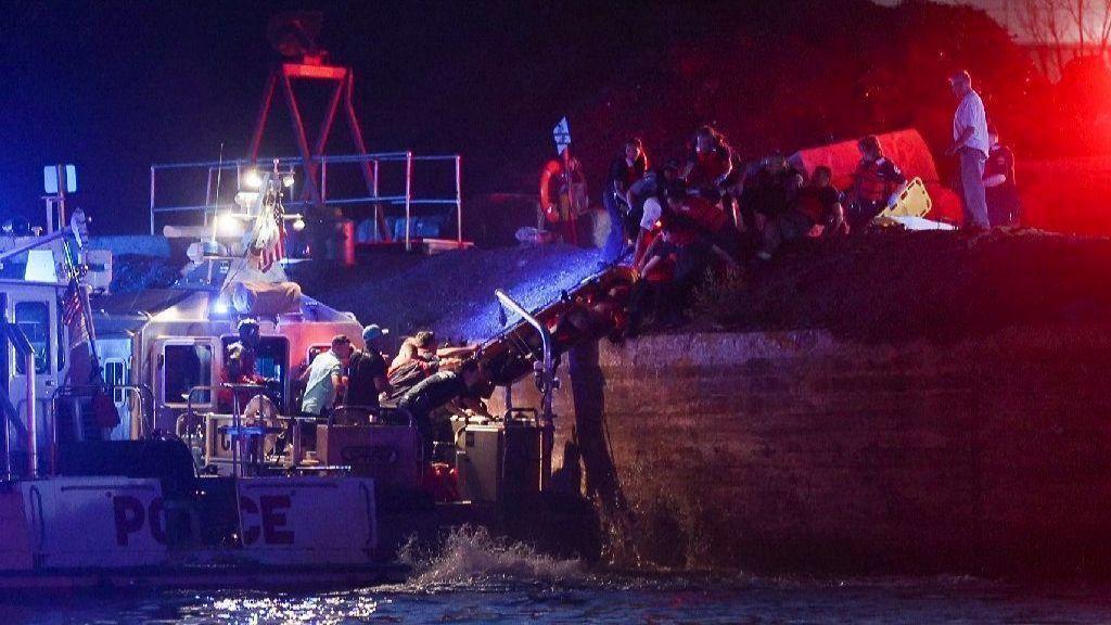 Nie żyje nurek biorący udział w akcji ratowniczej na rzece Chicago