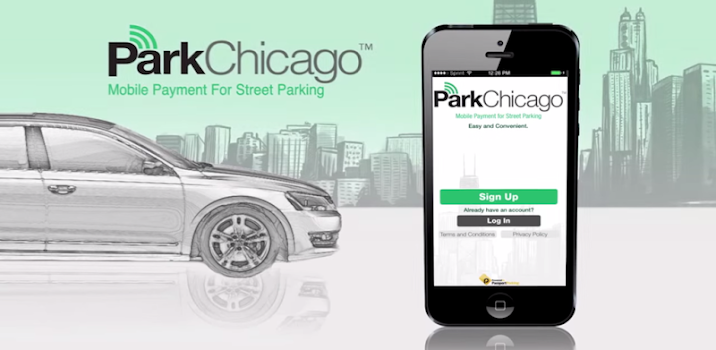 W Chicago działa aplikacja ułatwiająca znalezienie płatnego parkingu