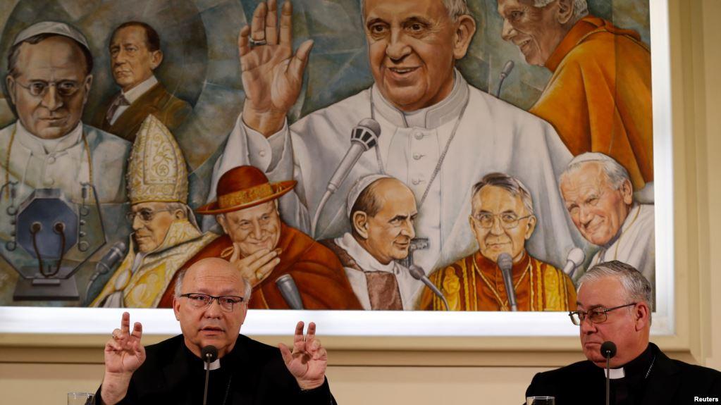 Wszyscy biskupi katoliccy Chile złożyli rezygnacje na ręce papieża po skandalu pedofilskim w tamtejszym kościele