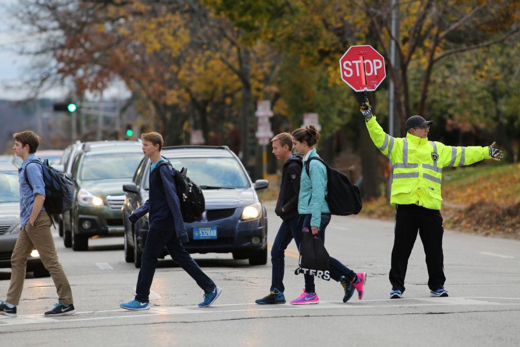 Poniedziałek w Illinois dniem poświęconym strażnikom przejść dla pieszych