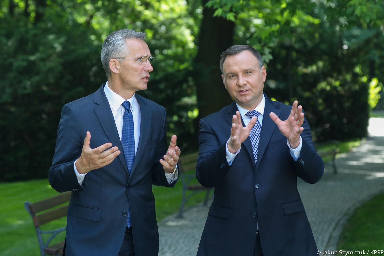 Stoltenberg: Polska jest silnym sojusznikiem NATO