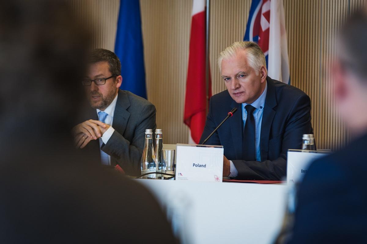 Gowin w Izraelu: Wizyta w Jad Waszem i rozmowa o relacjach polsko-izraelskich