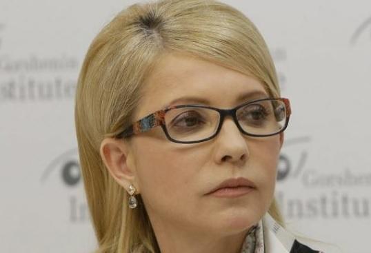 Ukraina: Tymoszenko chce impeachmentu prezydenta Poroszenki