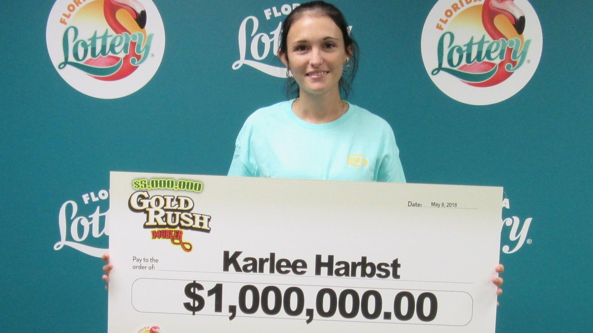 Ciężarna kobieta wygrała przed Dniem Matki milion dolarów na loterii