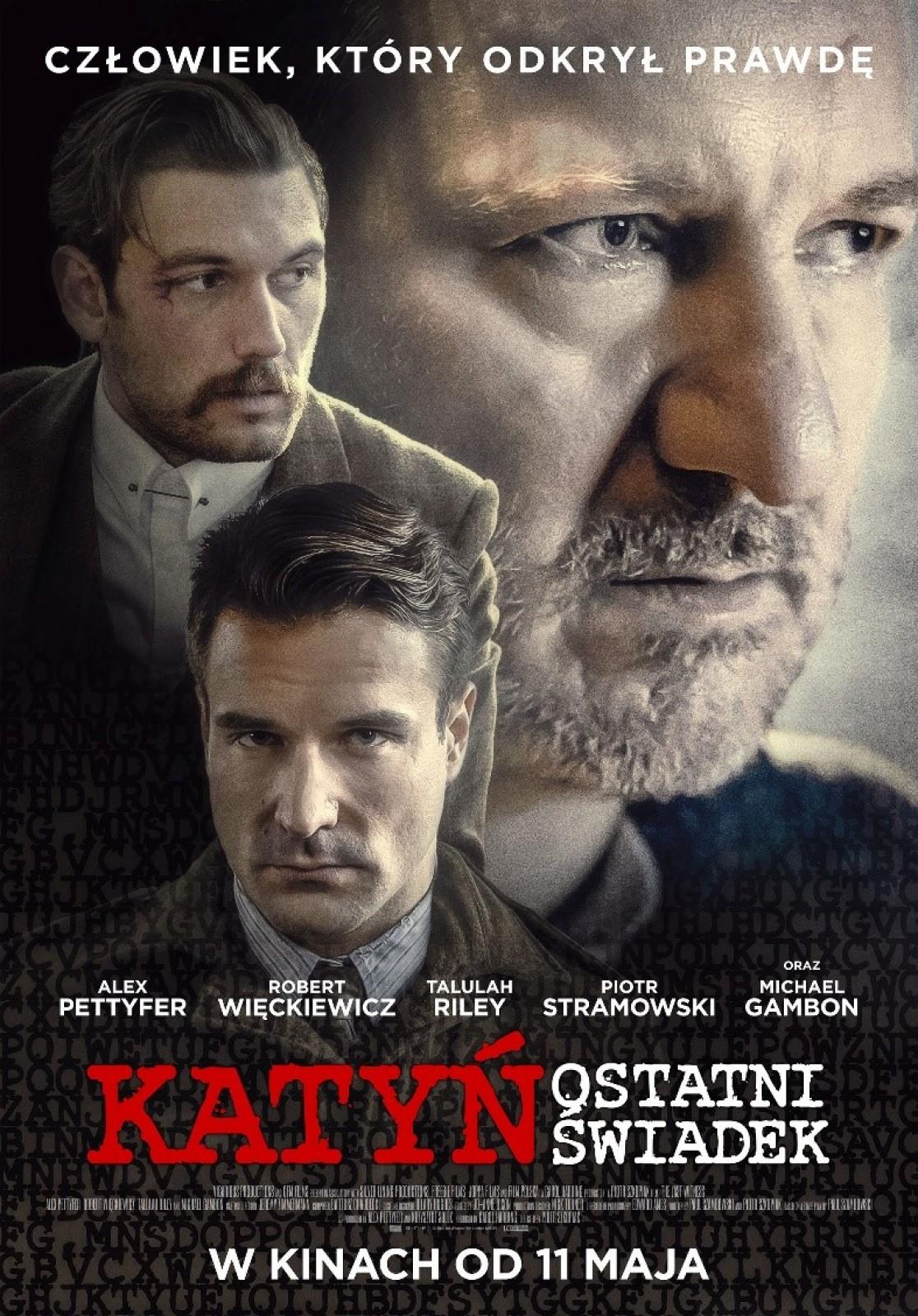 """Na ekrany kin wszedł film """"Katyń – Ostatni świadek"""""""