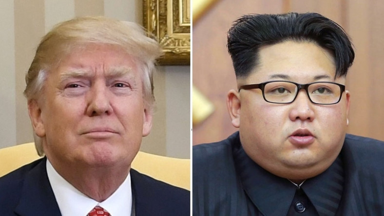 Wysłannik z Korei Północnej osobiście przekazał amerykańskiemu prezydentowi list od Kim Dzong Una