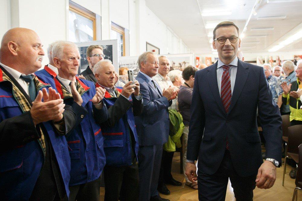 Sandomierz: Spotkanie wyborcze Prawa i Sprawiedliwości. Na celowniku rolnicy