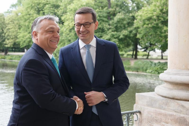 Viktor Orbán: sSanowiska Polski i Węgier w sprawie nowego unijnego budżetu są zbliżone