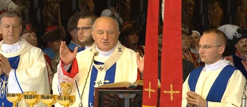 227. rocznica uchwalenia Konstytucji 3 maja: Msza za Ojczyznę w warszawskiej Archikatedrze