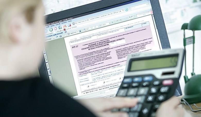 Polacy złożyli przez internet 12,7 mln PIT-ów