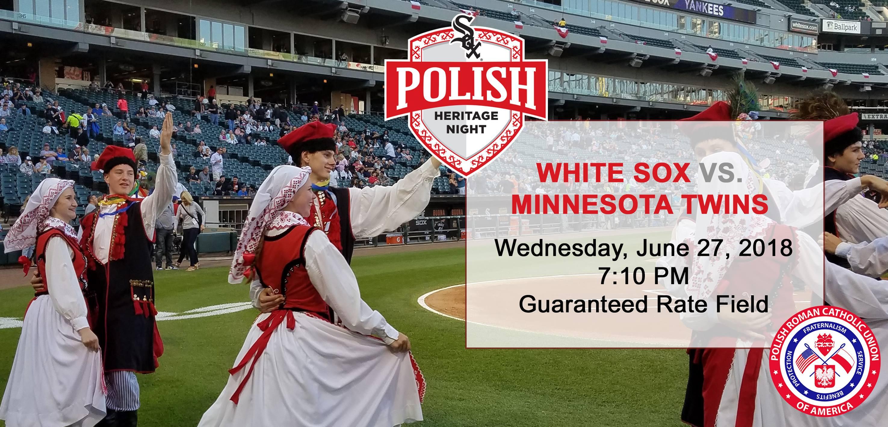 Drużyna White Sox zaprasza na polską noc