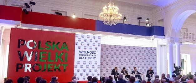 Trzeci dzień kongresu Polska Wielki Projekt: Debata o praworządności i trójpodziale władzy