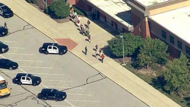 Indiana: Strzelanina w szkole. Nauczyciel powstrzymał napastnika