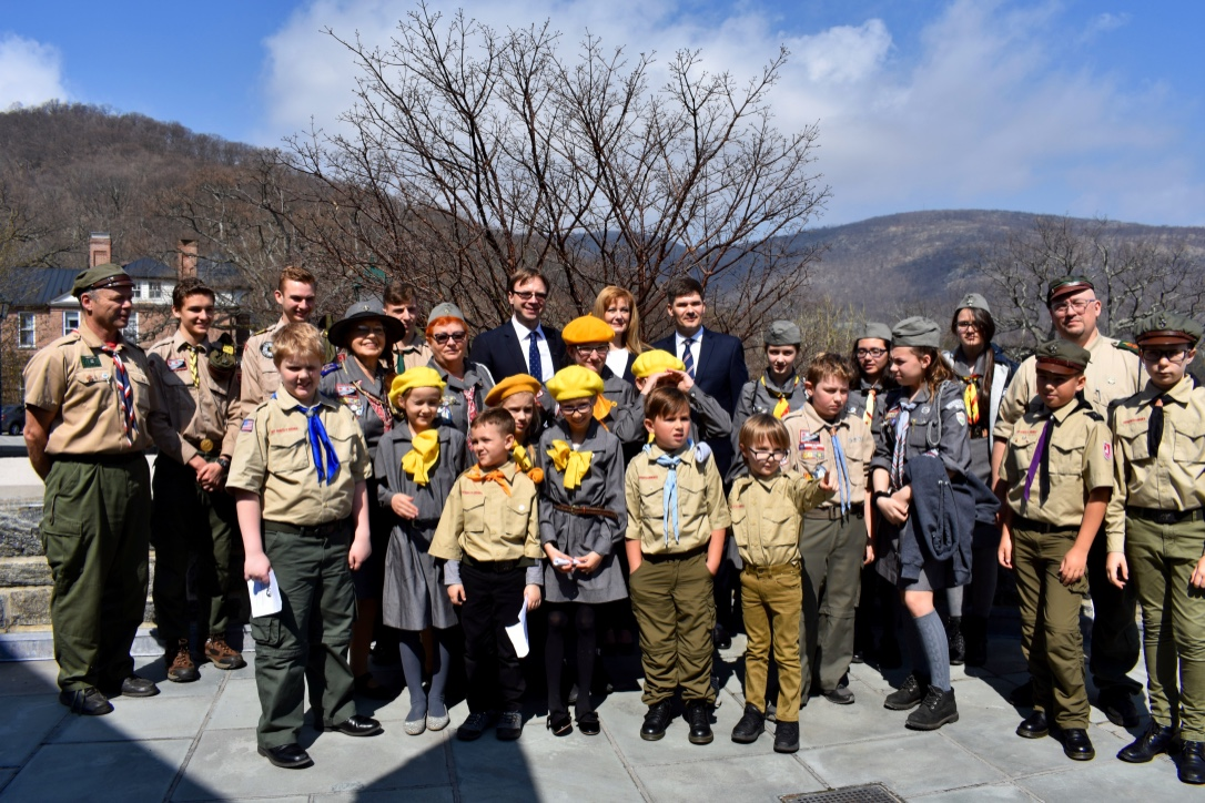 Dzień Kościuszki w West Point