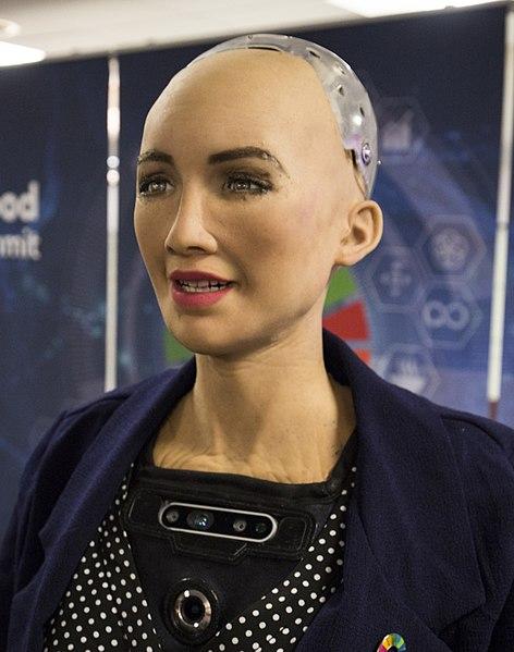 Robot Sophia otrzymała indeks Akademii Górniczo-Hutniczej w Krakowie.