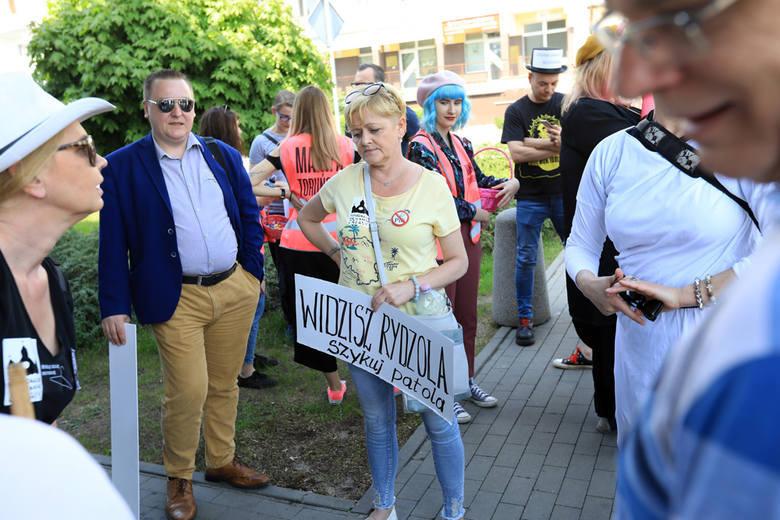 Toruń: Feministki popełniły przestępstwo pod Radiem Maryja?