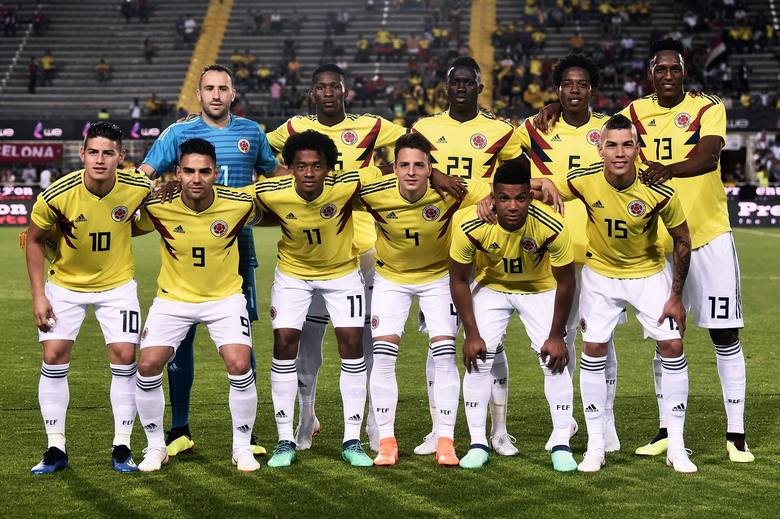 Mundial 2018. Kolumbia jak Senegal. Nasz kolejny grupowy rywal bez gola