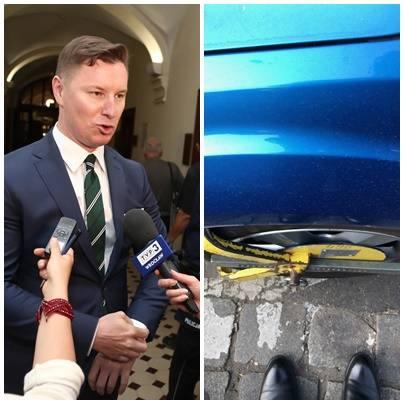 Wrocław: Prawnik wygrał proces o parkowanie na zielonych kopertach