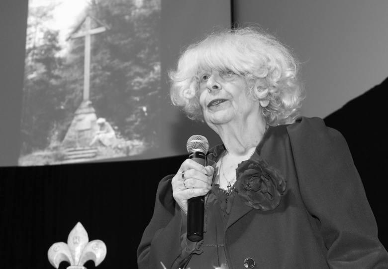 Warszawa: Barbara Wachowicz nie żyje. Znana pisarka, przyjaciółka Żeromszczyzny miała 81 lat