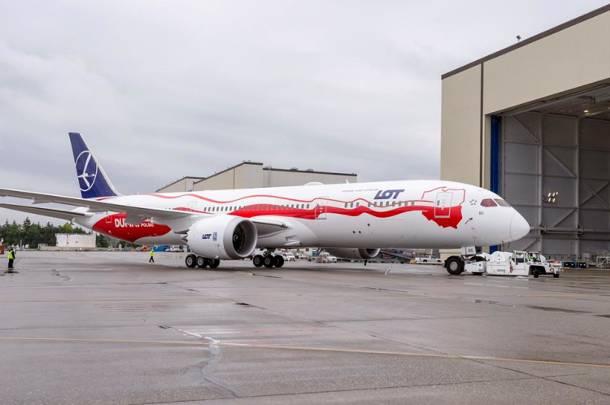 Biało-czerwony Dreamliner. Wyjątkowy samolot na 100-lecie niepodległości