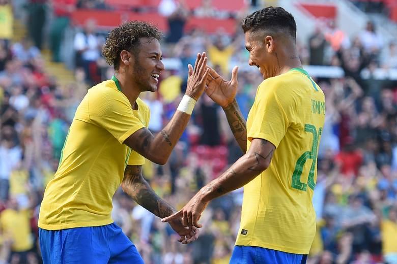 MŚ 2018. Faworyci mundialu: Brazylia i cała reszta [NASZE TYPY, ZDJĘCIA]