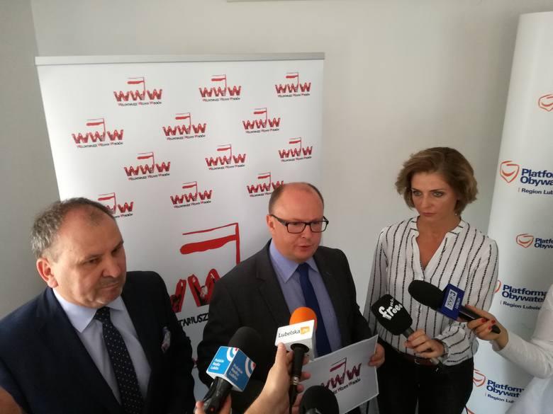 Lubelskie: Platforma Obywatelska poszukuje Wolontariuszy Wolnych Wyborów