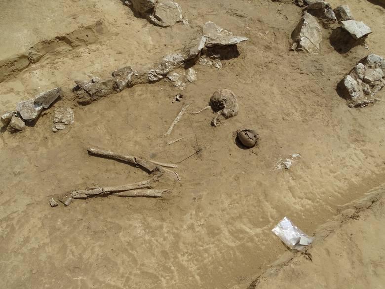 Małopolska: Znaleziska sprzed 5000 lat na budowie trasy S7 [FOTO]