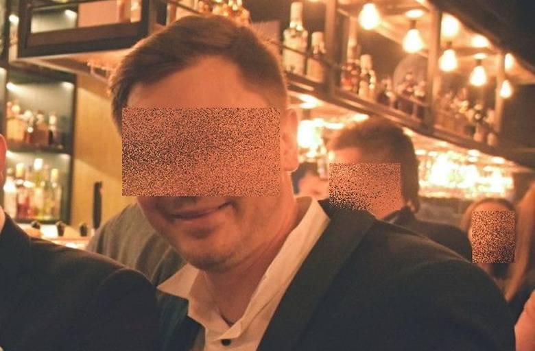 Syn gwiazdora disco polo groził policjantce zgwałceniem, a jej partnera z patrolu ugryzł