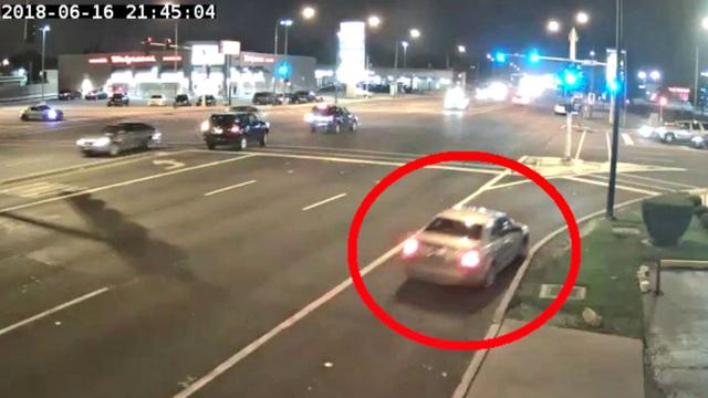 Policja opublikowała zdjęcie poszukiwanego samochodu, który potrącił matkę z dwójką dzieci