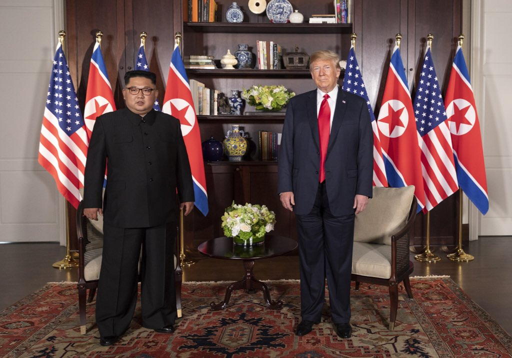 Amerykańscy eksperci o szczycie w Singapurze: Historyczny!