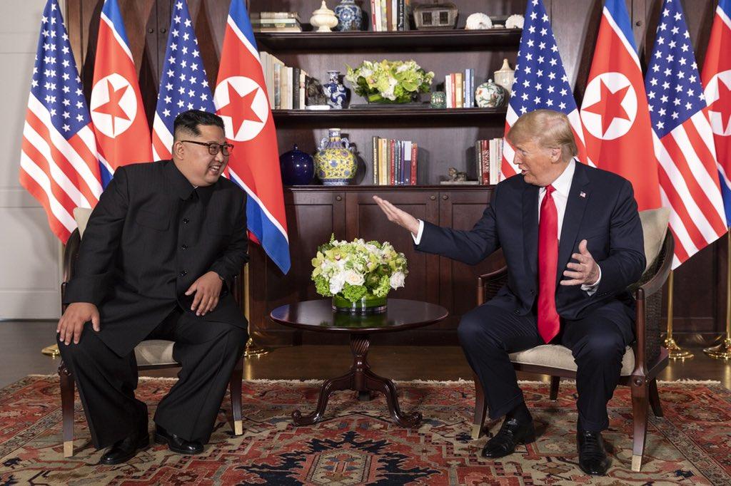 Rozmowy Kim-Trump: Korea Płn. zgodziła się na pełną denuklearyzację