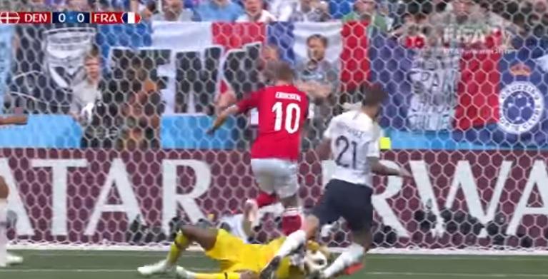 Francja – Dania 0:0. Duński dynamit nie wypalił. Remis, który nikogo nie krzywdzi
