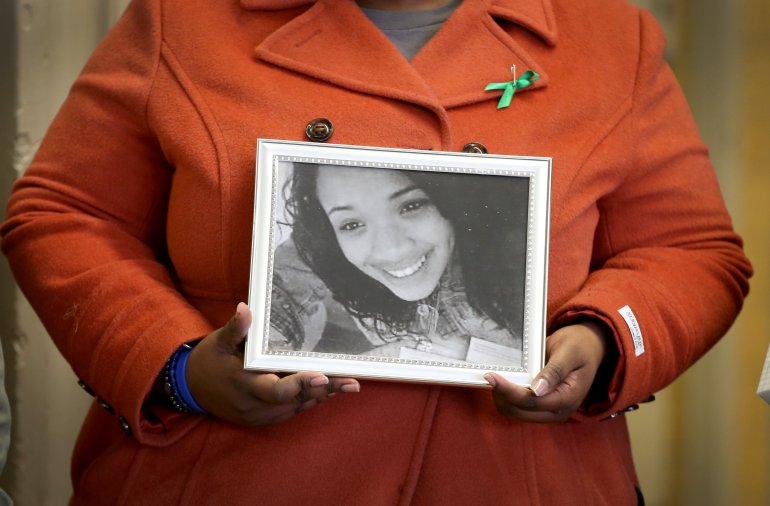Pomarańczowa akcja upamiętniająca Hadiyę Pendleton i ofiary strzelanin