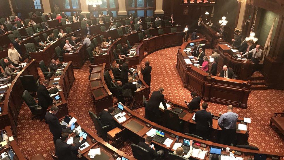 Izba Reprezentantów Illinois debatuje nad ustawą aborcyjną