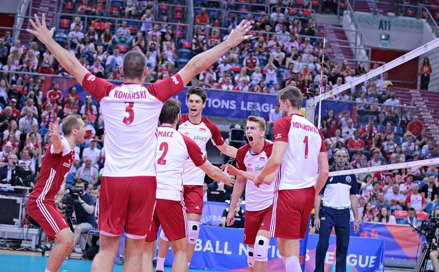 Siatkarska Liga Narodów w Japonii. Polacy zaczęli turniej od wygranej w tie breaku