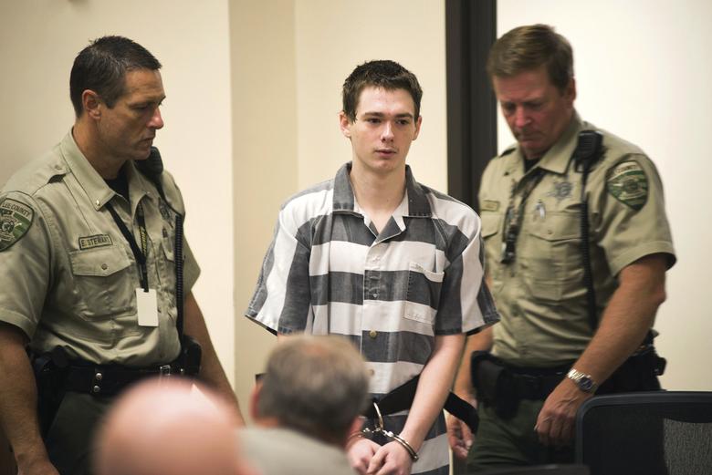 Nastolatek z Dixon nie przyznaje się do strzelaniny w szkole. Grozi mu do 46 lat więzienia